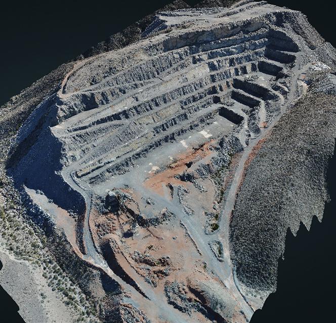 topografia dams