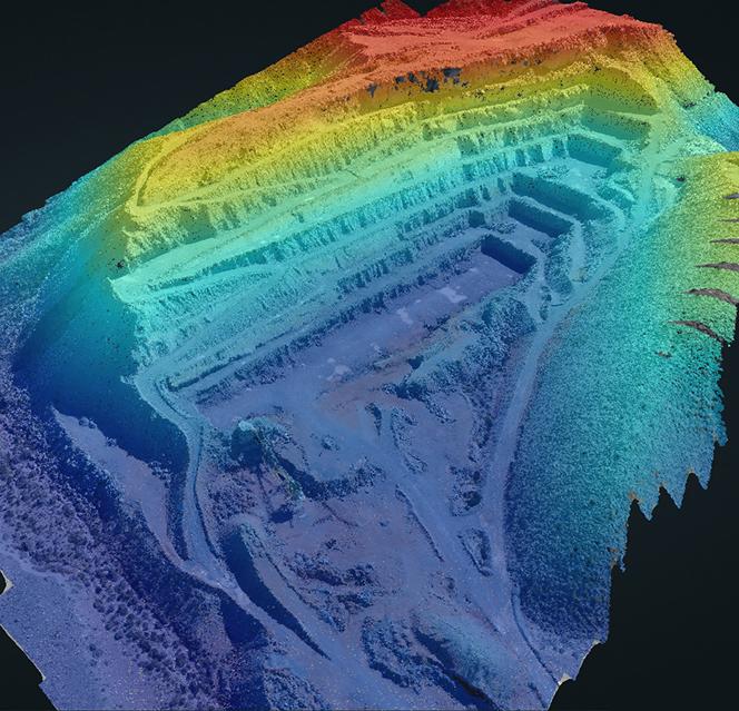 topografia 2 dams
